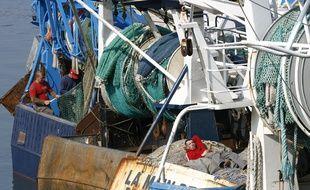 Boulogne-sur-Mer est l'un des principaux port de pêche français, à seulement 22 kilomètres des côtes de la Perfide Albion.