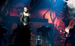 Zaho campe la fée Morgane dans «La Légende du roi Arthur»