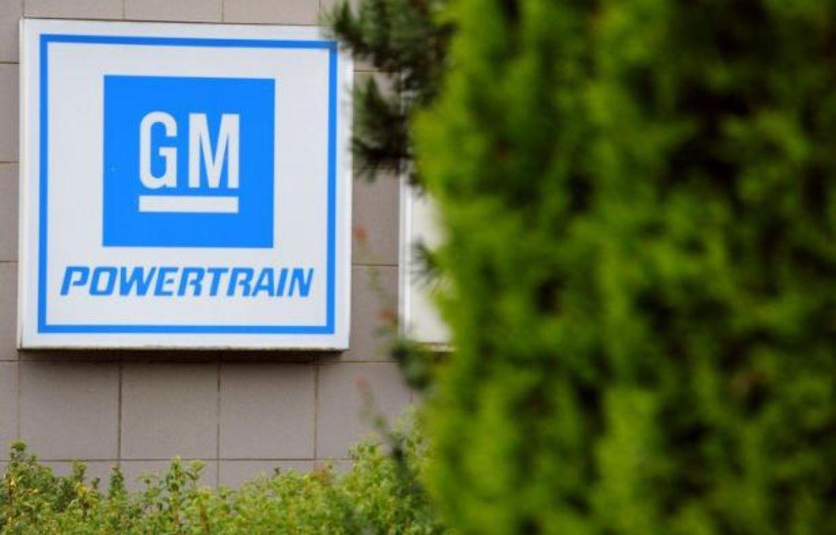 """General Motors Company (GMC) a annoncé mercredi avoir lancé """"une évaluation complète et détaillée"""" de son site de Strasbourg """"en vue d'une vente potentielle de cette unité"""", qui fait de nouveau partie du groupe automobile américain depuis septembre 2010. – Patrick Hertzog afp.com"""