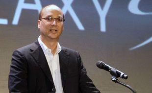 Le cofondateur d'Android Andy Rubin.