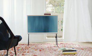 Avec la Samsung Week, profitez d'une réduction immédiate de 200 euros sur la gamme de TV Samsung The Serif.