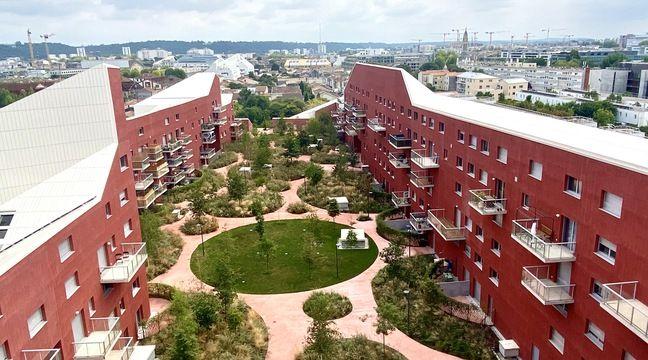 Bordeaux : Qu'est-ce que c'est « l'urbanisme perforé » de Winy Maas que l'on voit sur la rive droite ?