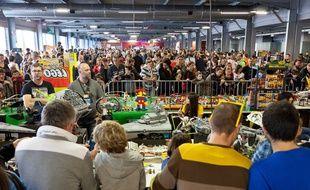 L'événement Fans de briques avait attiré 23.000 personnes à Bordeaux en 2014