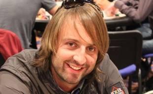 Stéphane Albertini, joueur de poker engagé aux WSOP 2011.