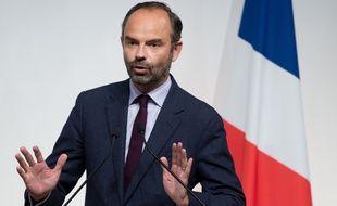 Le Premier ministre Edouard Philippe, le 11 juin 2018.
