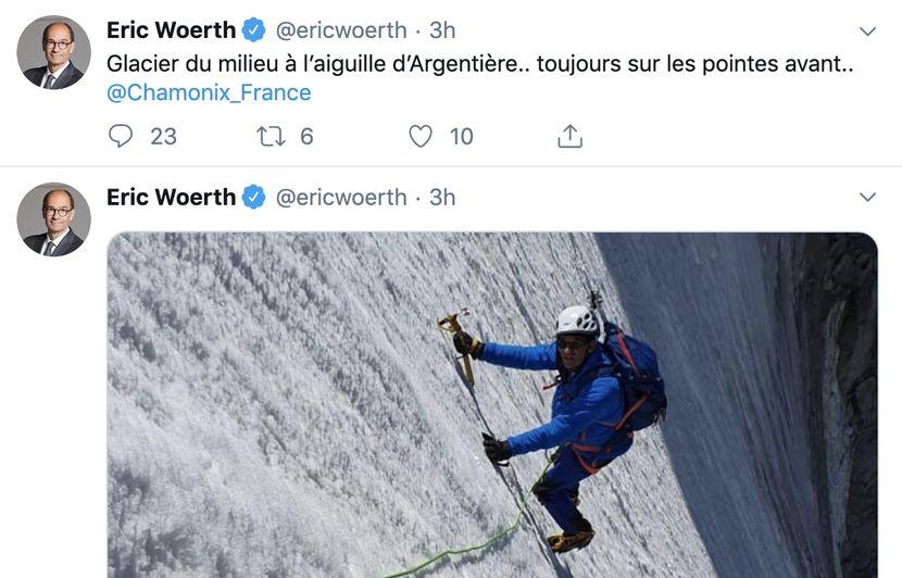 «Macron a remis au goût du jour la figure du Héros, et on se retrouve avec Woerth qui se la joue Tom Cruise»