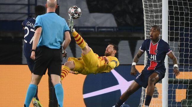 PSG - FC Barcelone : Un tout petit Paris tient le Barça en échec et passe en quarts de finale... Revivez le… - 20 Minutes