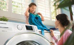Les machines à laver Eco Bubble permettraient d'économiser jusqu'à 70% d'énergie.