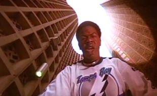 Craig Mack dans le clip de «Flava In Ya Ear».
