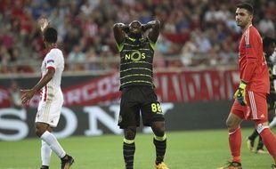 Seydou Doumbia du Sporting Portugal