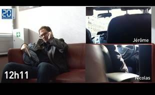 Trois journalistes de «20 Minutes» ont testé les offres de taxi, VTC et covoiturage à Paris.