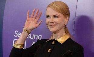 Nicole Kidman, le 4 octobre 2013 à Los Angeles