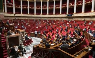 L'Assemblée nationale, (image d'illustration).