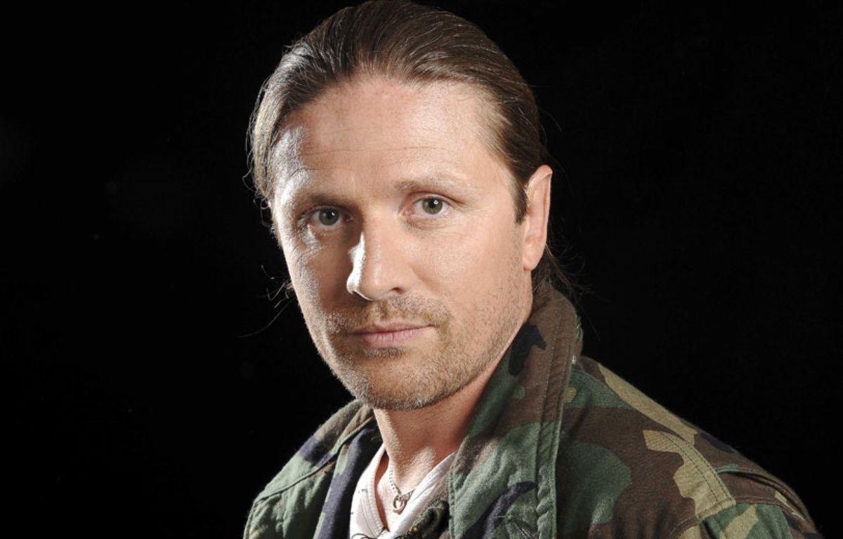 Emmanuel Petit en 2008. – BALTEL/SIPA