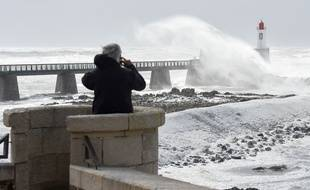 Quelque 28.000 foyers étaient privés d'électricité samedi 8 juin 2019, à la suite du passage de la tempête Miguel dans le centre-ouest de la France, la Normandie et le nord de l'Aquitaine.