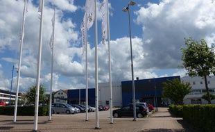 Le premier magasin ouvert en Suède à Älmhult en 1958. Fermé en 2012, il sera transformé en musée à l'automne 2015.