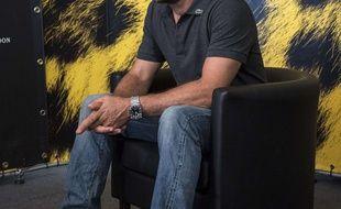 Mathieu Kassovitz le 5 août 2017.