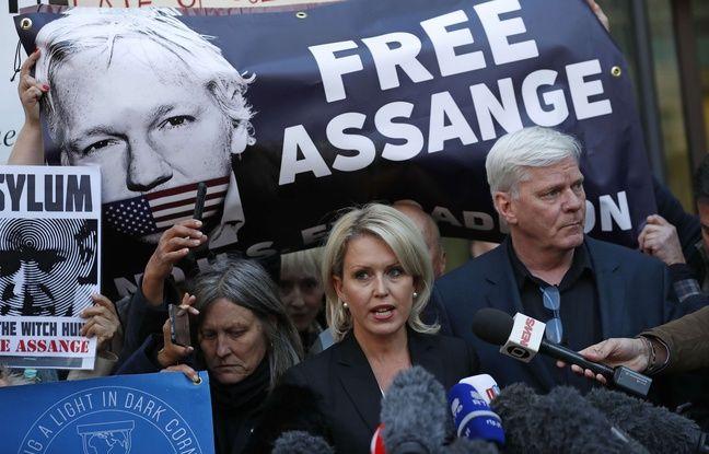 Arrestation de Julian Assange: Que risque le fondateur de WikiLeaks s'il est extradé aux Etats-Unis?