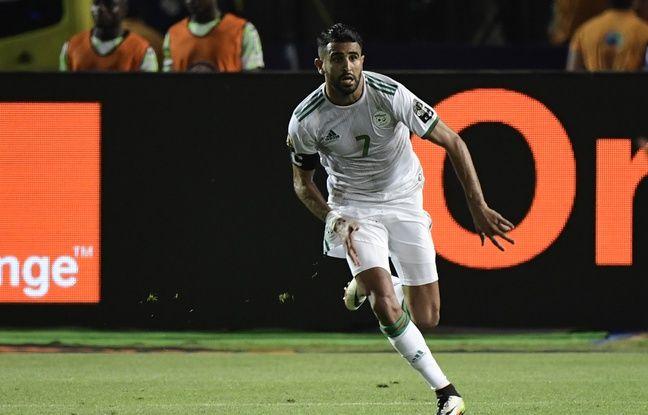 CAN 2019: «Le coup franc était pour toi»... Mahrez répond à un membre du RN après la qualif de l'Algérie
