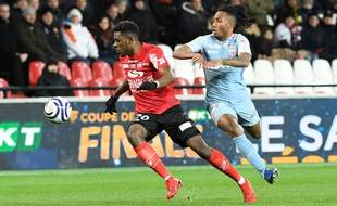 Monaco n'a pas traîné pour inscrire deux buts en demi-finale dès la 1ère mi-temps.