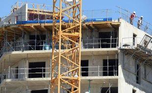 Les mises en chantier de logements neufs affichent un repli de 3,8% de juin à août mais ont amorcé une reprise par rapport aux trois mois précédents de 2015