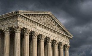 (Illustration) La Cour suprême des Etats-Unis, à Washington.