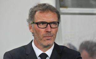 Laurent Blanc le 30 septembre 2015.