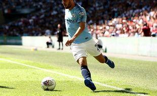Bernardo Silva face à Chelsea