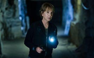 Dans «Nox», Nathalie Baye campe Catherine Susini, une flic à la retraite bourrue à la recherche de sa fille disparue.
