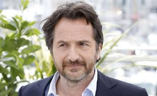 Le comédien Edouard Baer à Cannes en mai 2018.