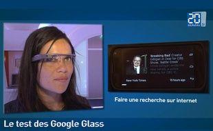 Google Glass, comment ça marche?La réponse en vidéo.