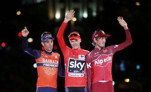 Nibali serait déclaré vainqueur de la Vuelta si Froome venait à être déchu