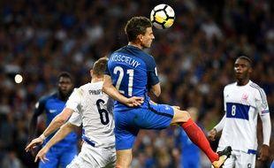 Le match France-Luxembourg a réalisé un très bon score d'audiences