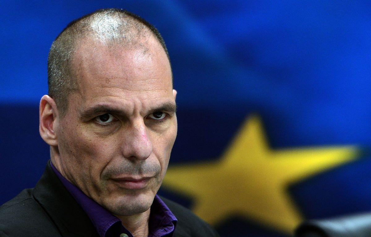 Yanis Varoufakis, ancien ministre des Finances, le 4 mars 2015 à Athènes. – AFP