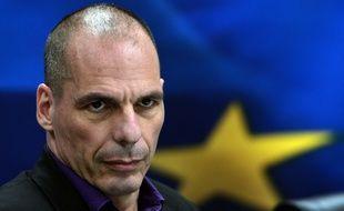 Yanis Varoufakis, ancien ministre des Finances, le 4 mars 2015 à Athènes.