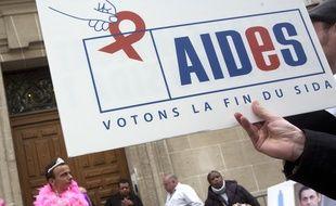 L'association Aides affirme avoir recensé 24 cas d'étrangers séropositifs menacés d'être contraints de quitter le territoire. (illustration)
