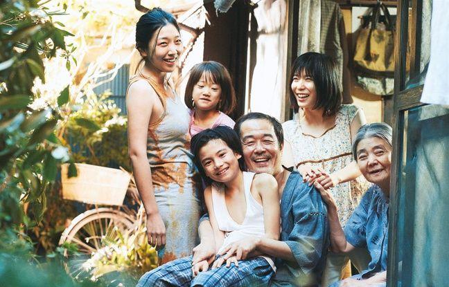 VIDEO. Japon: Démarrage fulgurant dans les salles pour «Une Affaire de famille», Palme d'or à Cannes