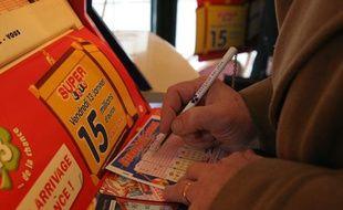 Les jeux de hasard font recette, le 13 janvier 2006.