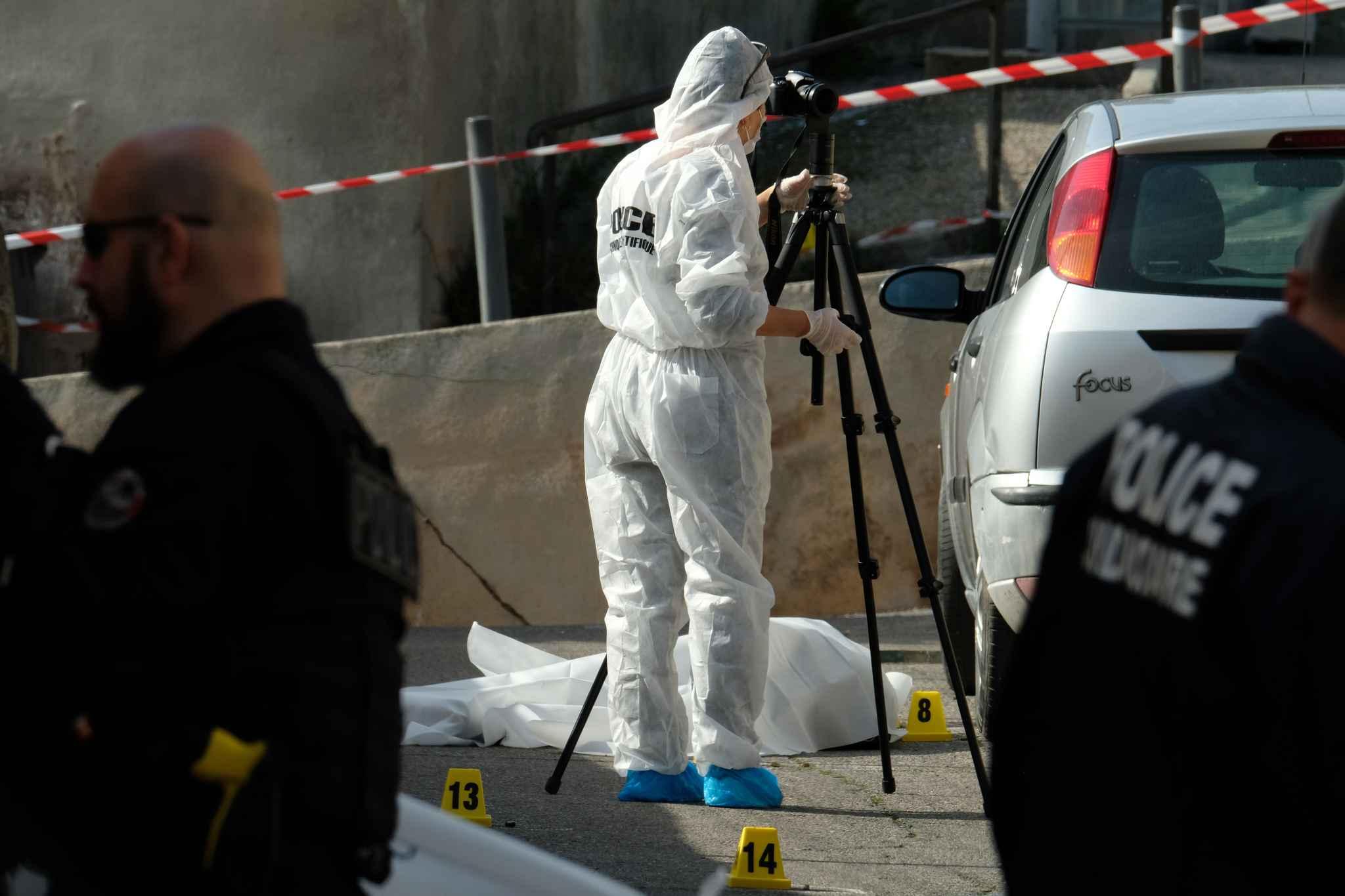 Règlement de comptes à Marseille : un homme tué par balles
