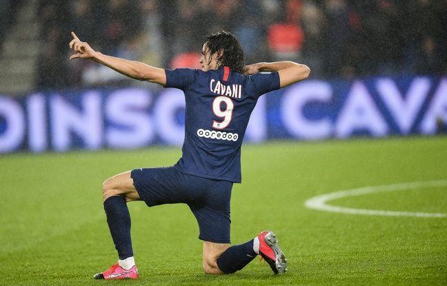 Mercato PSG: La mère d'Edinson Cavani déclare «l'Espagne lui plaît le plus»