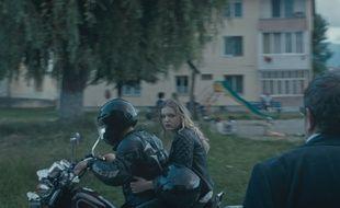 Eliza face à son père dans Baccalauréat de Cristian Mungiu
