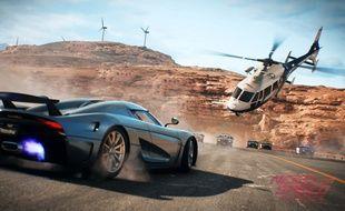 Les images officielles du jeu laissent rêveur... Retour à la réalité à l'allumage de la console...