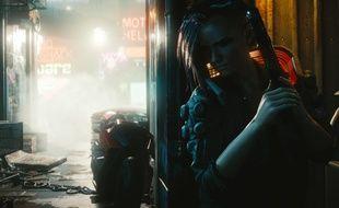 «Cyberpunk 2077» n'a pas encore de date de sortie.