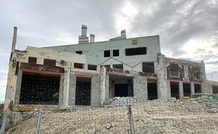 Sur le front de mer de Lacanau, l'ancien hôtel L'Oyat sera transformé en une résidence de 19 logements