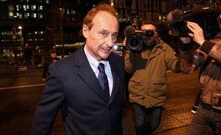Didier Gailhaguet à son arrivée au ministère des Sports, le 3 février 2020.
