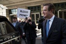 L'ancien directeur de campagne de Donald Trump, Paul Manafort, à sa sortie d'un tribunal de Washington, le 28 février 2018.