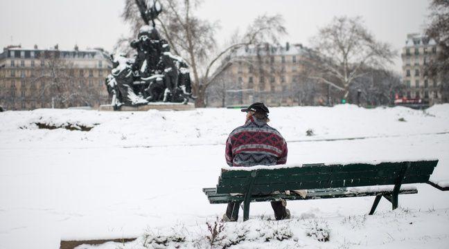 Météo: L'Ile-de-France en vigilance orange neige et verglas