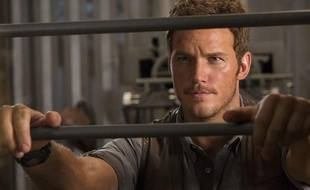 Chris Pratt dans «Jurassic World».