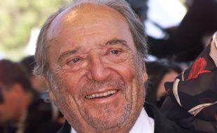 Jean-Marc Thibault au Festival de Cannes, en mai 2000.