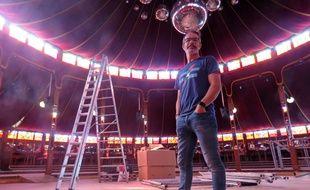 A la tête du festival Mythos et de l'Aire Libre, Maël Le Goff dirigera également le MeM.